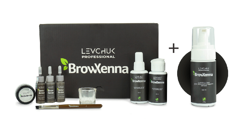 BROW BOX BrowXenna®