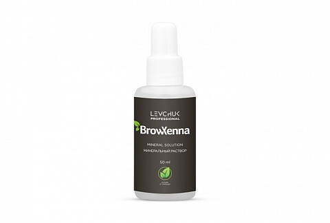Минеральный раствор BrowXenna® (BrowHenna)