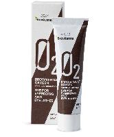Краска BROWN 5.67 для бровей и ресниц OXYGEN O2