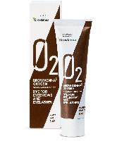 Краска WARM WALNUT 6.42 для бровей и ресниц OXYGEN O2